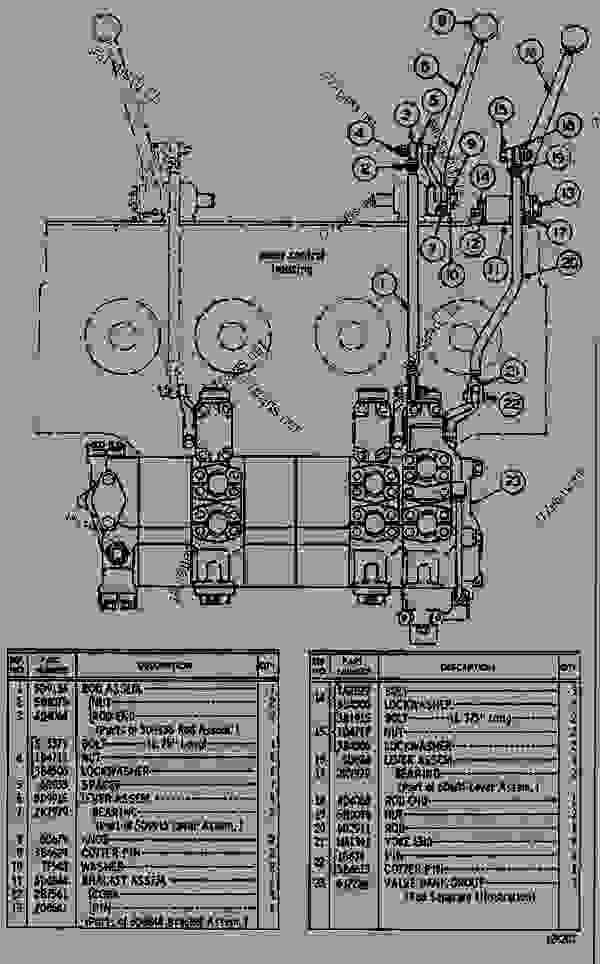 6d6653 hydraulic control group