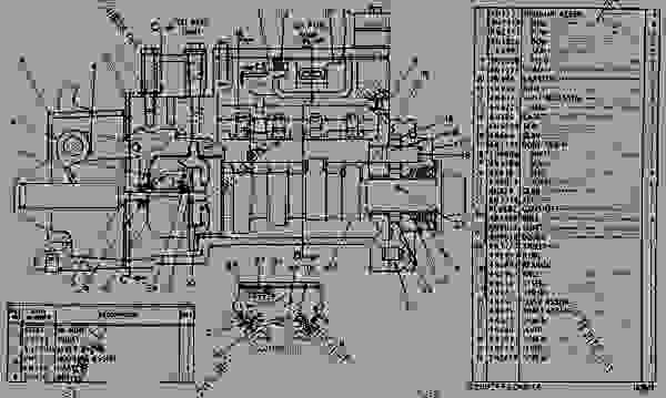 4n1838 Governor And Fuel Injection Pump Group Ƚ�式拖拉机 Rhcn777parts: 3208 Injector Pump Schematic At Gmaili.net