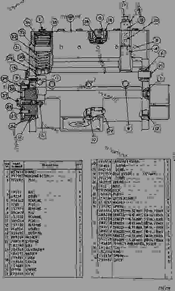 Yard Man 13ao772h755 2007 Lawn Tractor Parts C 27581 27972 27992 besides S741238 in addition Ford 750 Tractor Loader Backhoe Parts Manual Htfo Pnh650tlb besides Mitsubishi Mirage Throttle Parts Diagram furthermore John Deere 955 Parts Diagram. on john deere 755 parts diagram