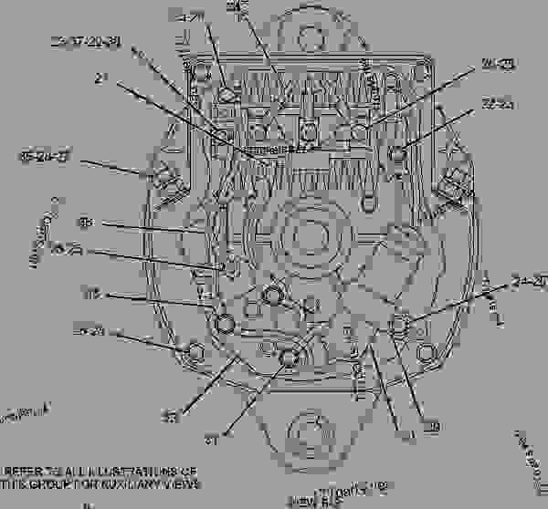 2051306 regulator group-fuel pressure