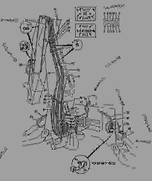 Jcb Backhoe Loader Parts Diagram Jcb Free Engine Image