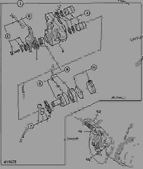 零件的略图 PARKBRAKE, ASSEMBLY 460/81480 - CONSTRUCTION JCB .SS400 - TRANSMISSIONS, 9802/1020 PS720 TRANSMISSION PARKBRAKE PARKBRAKE, ASSEMBLY 460/81480 | 777parts
