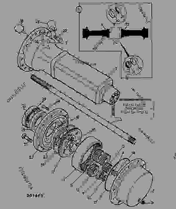 零件的略图 AXLE, DRIVE ASSEMBLY, 15.78:1, 462/10300, 462/15300 - CONSTRUCTION JCB .PD90 - INTERNATIONAL TRANSMISSIONS LTD, 9802/1010 PD70 AXLE AXLE PD70 MAXTRAC AXLE, DRIVE ASSEMBLY, 15.78:1, 462/10300, 462/15300 | 777parts