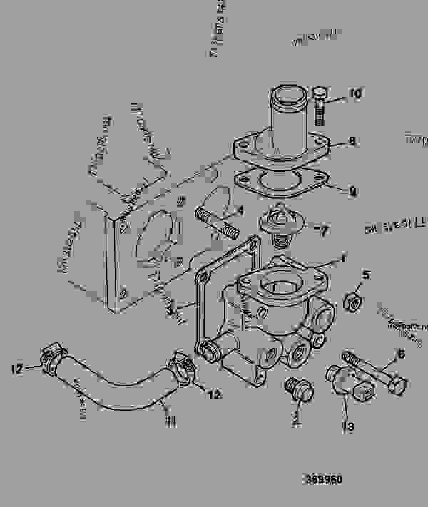 thermostat  u0026  housing  403d-11 tier-3