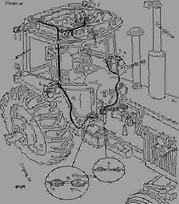 L And Soundgard Body Wiring Replacement Or. List Of Spare Parts. John Deere. John Deere 4230 Parts Diagram Air Cleaner At Scoala.co