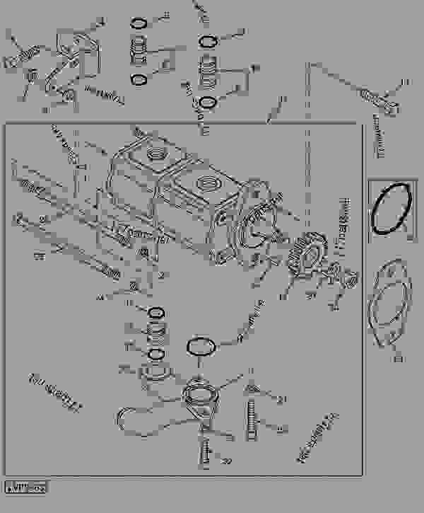 List Of Spare Parts: John Deere 5105 Tractor Wiring Diagrams At Shintaries.co