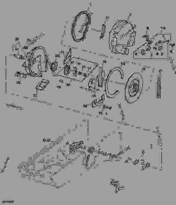 ford 3000 hydraulic diagram