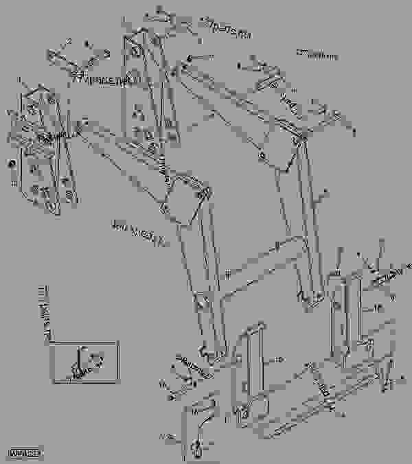 john deere 460 loader parts diagram  john  free engine