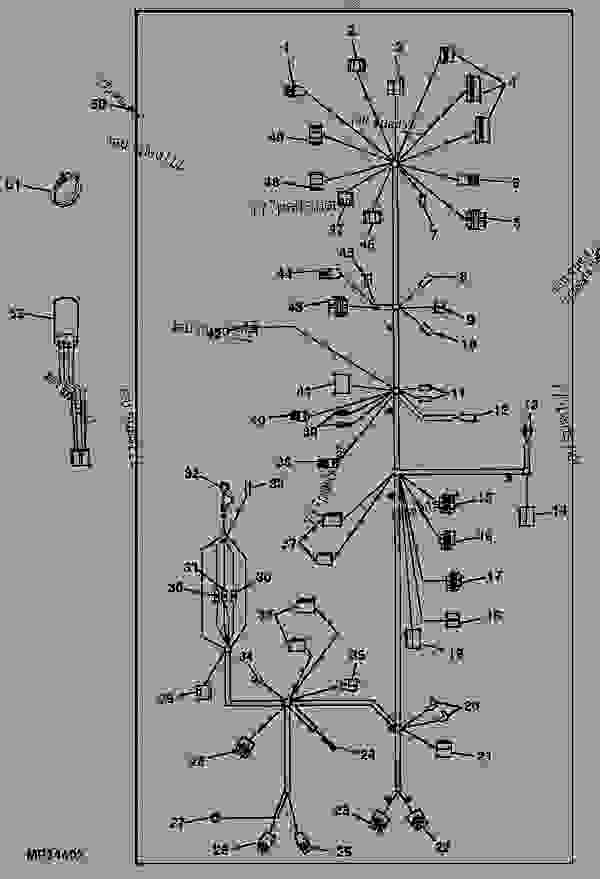 wiring diagram for john deere gator 4x2 wiring john deere pro gator wiring diagram john wiring diagrams on wiring diagram for john deere