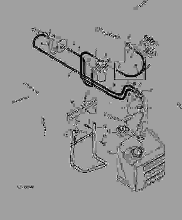 wiring diagram for john deere pro gator 2030a wiring