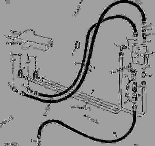 quicksilver 3000 throttle control diagram