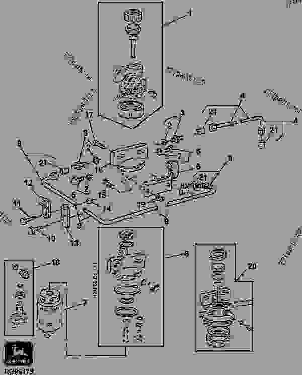 john deere 3520 engine parts diagram