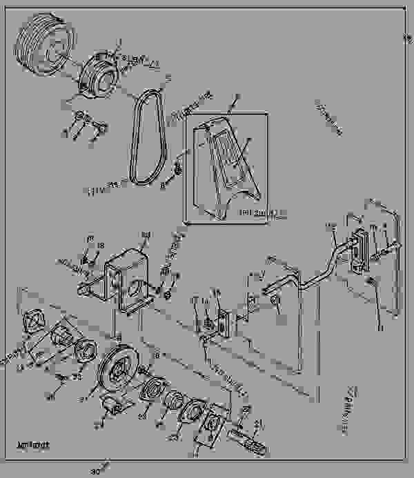 Murray Lawn Tractor Deck Parts furthermore 1210 Ford Tractor Wiring Diagram also Wiring Diagram For John Deere 318 Mower besides John Deere 112 Wiring Diagram additionally P1149215. on john deere 332 parts