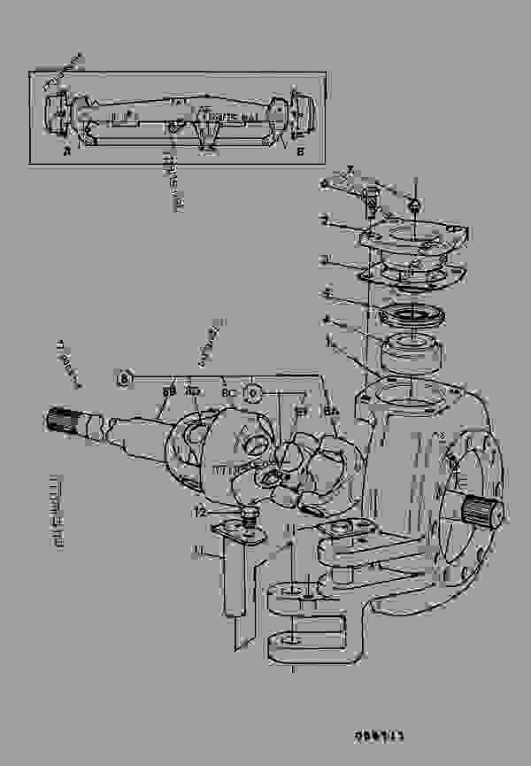 Jcb 1400b Wiring diagram
