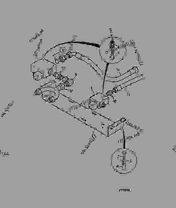 circuit  breaker  six spool ex  valve  v  flow pump