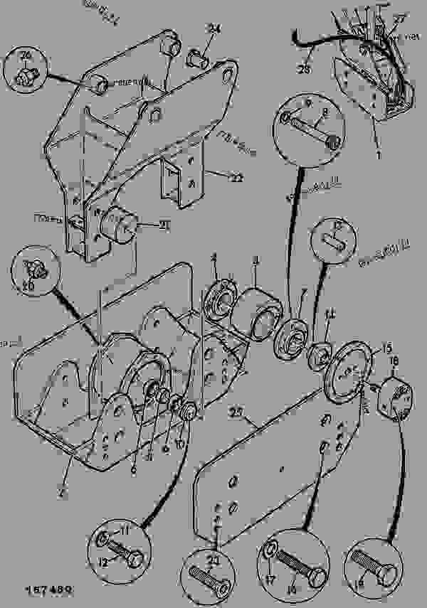 compactor  backhoe attachment