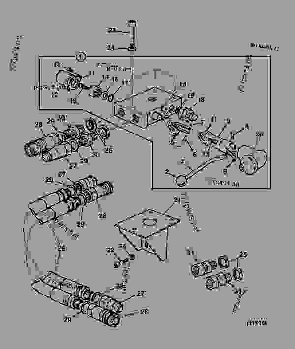 valve assembly  beaver mkiii