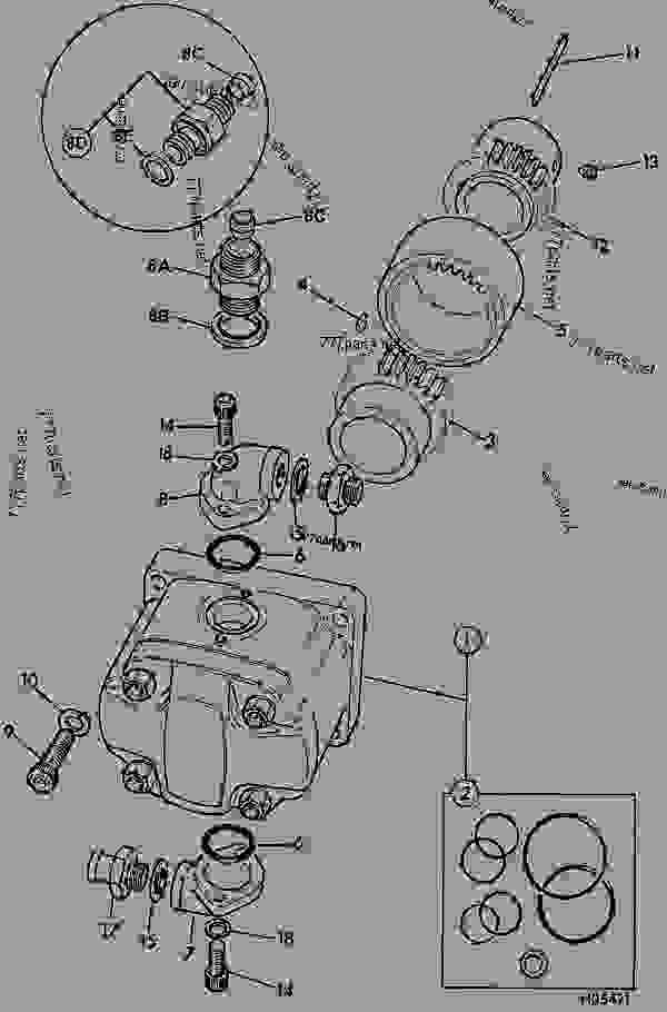pump  hydraulic  single