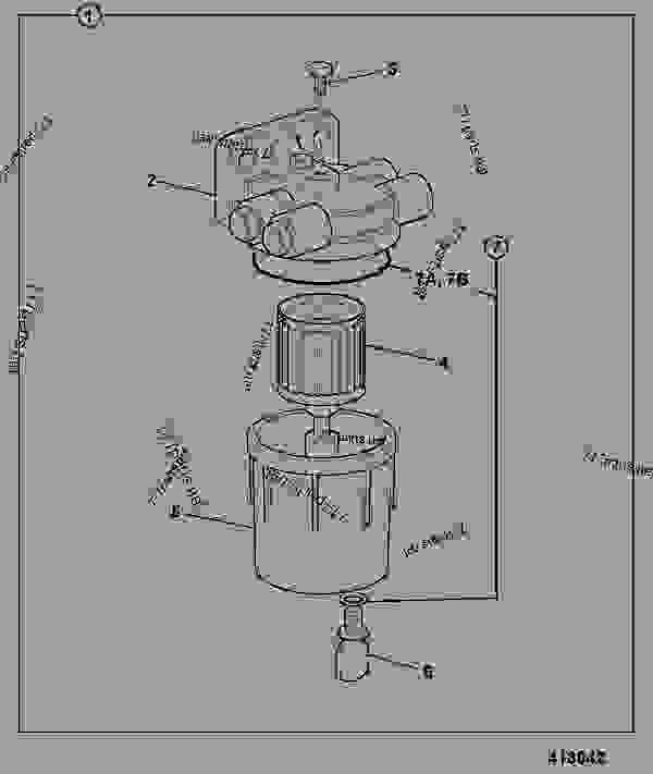 filter  fuel sediment