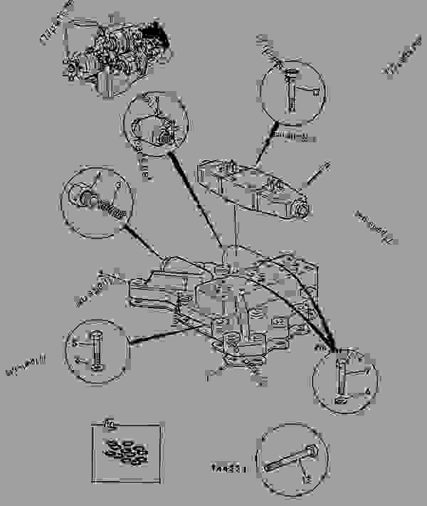 switch  solenoid  powershift transmission