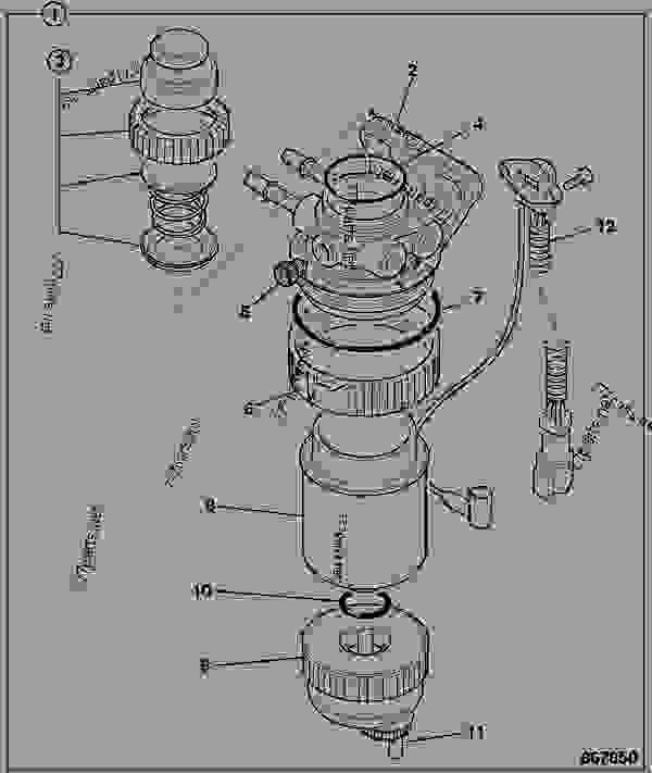 filter  fuel sediment  cold climate 2ws  u0026 aws