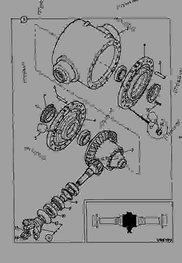 11 X 14 Plate Carrier likewise Huskee Tractor Wiring Diagrams also S891630 in addition S759136 moreover S1786083. on jcb rear axle diagram
