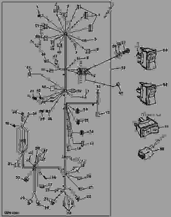 Toro Groundsmaster 345 parts Manual