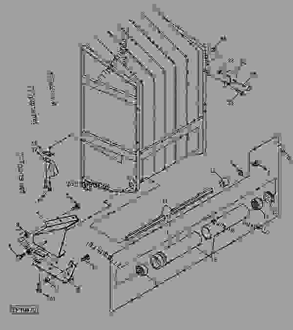 Jd 566 Baler manual