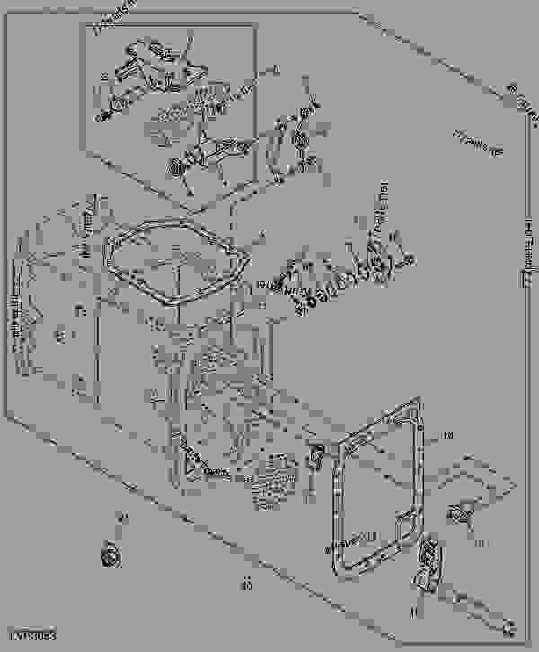 John Deere 5300 Steering Hydraulic Diagram - House Wiring Diagram ...